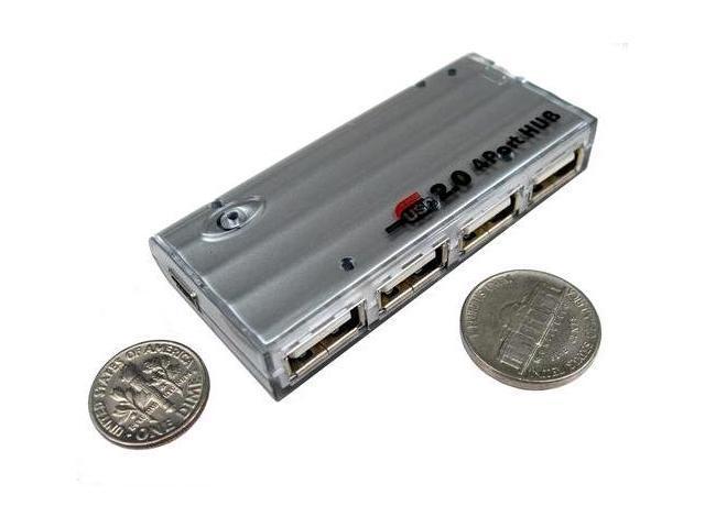 4 Port Universal USB 2.0 High Speed Hub