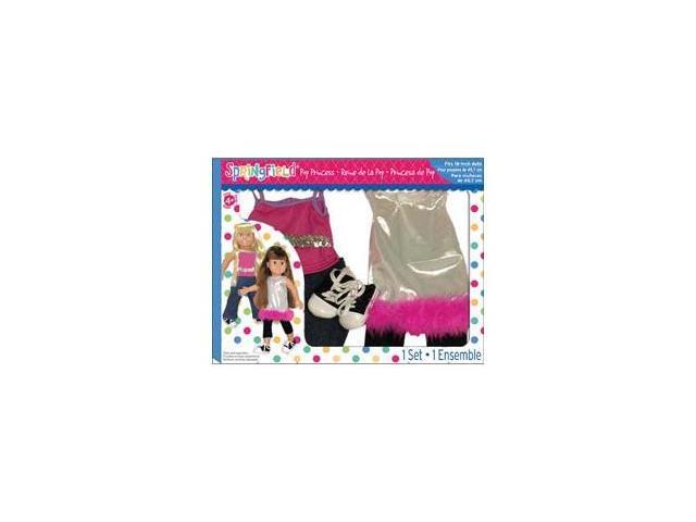 Springfield Collection Pop Princess Set-