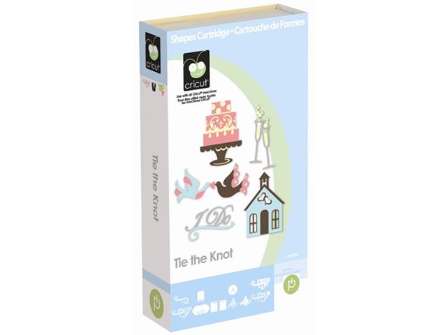 Tie the Knot Cricut Cartridge