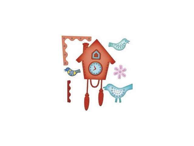 Spellbinders Shapeabilities Dies-Cuckoo Clock