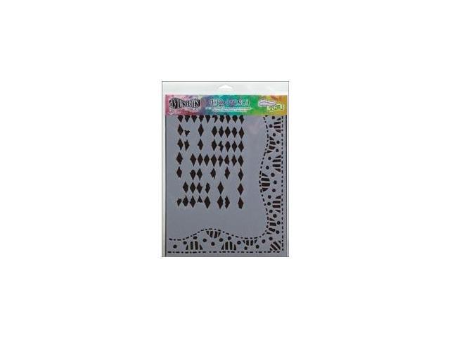 Dyan Reaveley's Dylusions Stencils 9