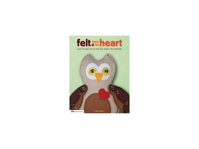 Design Originals-Felt From The Heart