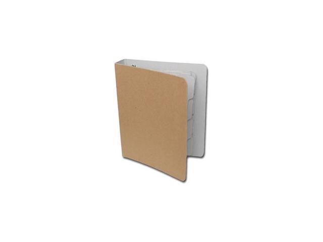 Die-Cut Chipboard Journaling Memory D-Ring Binder-7.5