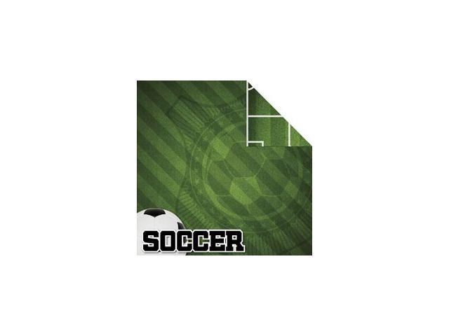 Real Sports Double-Sided Cardstock 12
