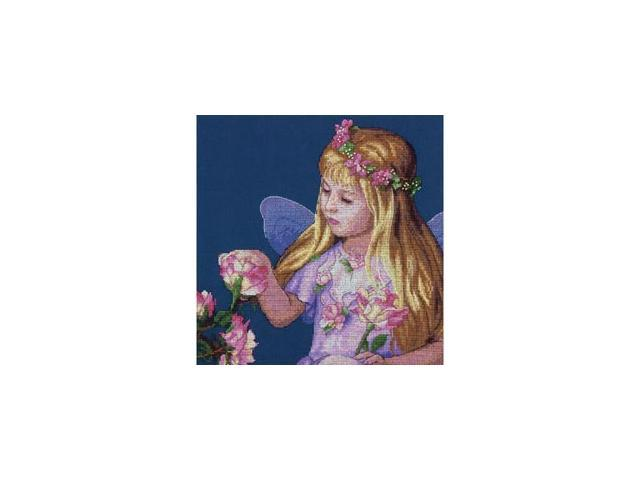 Rose Fairy Counted Cross Stitch Kit-11