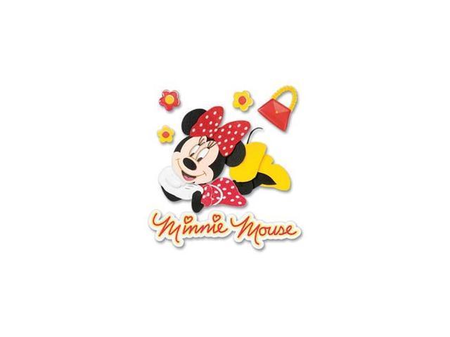 Disney Dimensional Sticker-Minnie