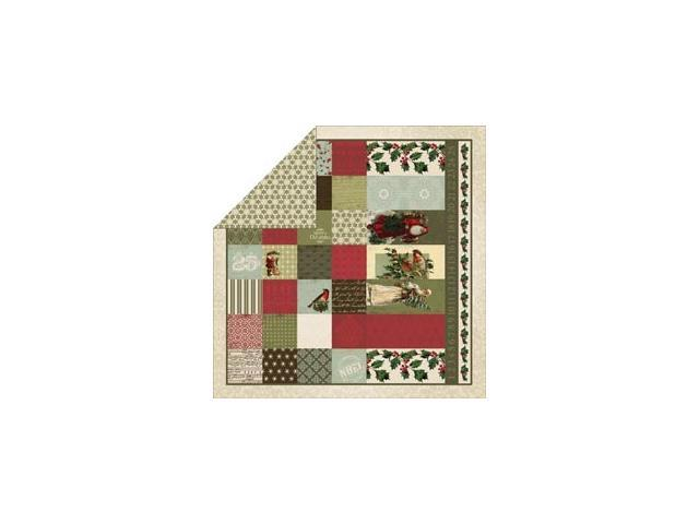 St. Nicholas Double-Sided Cardstock 12