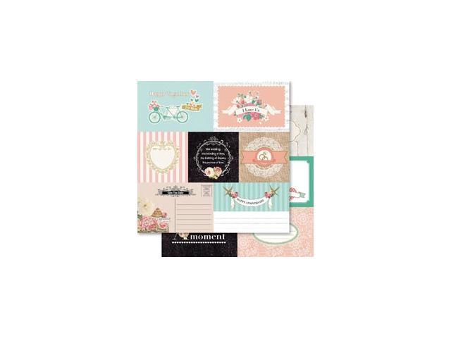 Bella! At Last Double-Sided Cardstock 12