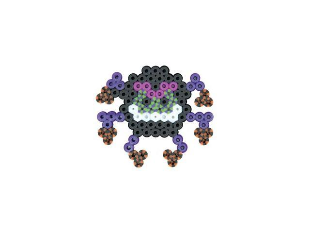 Perler Fun Fusion Fuse Bead Activity Kit-Creepy Spider