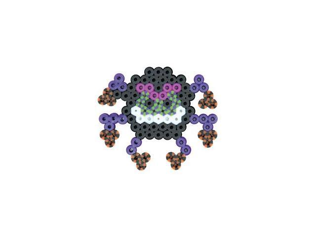 Perler Fun Fusion Fuse Bead Activity Kit-Creepy Spider