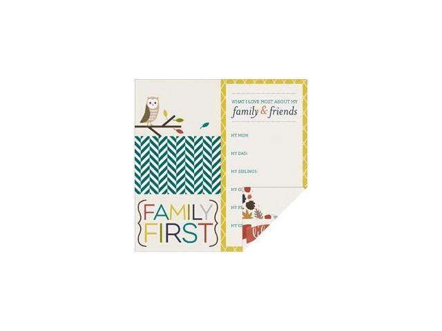 Photo Freedom So Thankful Double-Sided Cardstock 12