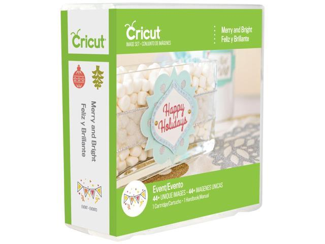 Merry and Bright Cricut Cartridge