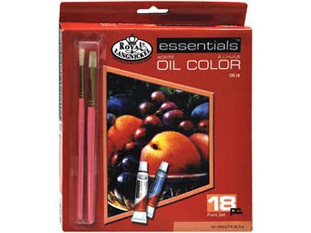 Essentials Oil Paint Set-