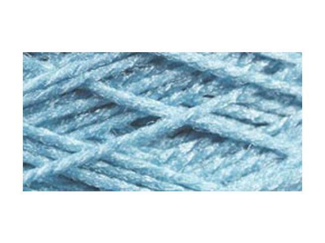 Needloft Craft Yarn 20 Yard Card-Sail Blue