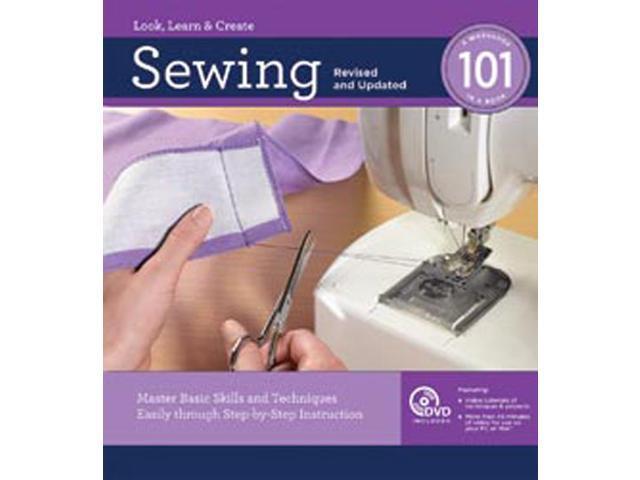 Sewing 101 -Revised & Updated Creative Publishing International Quayside Publishing CPI-35748