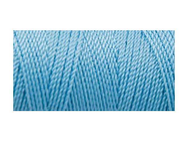 Nylon Thread Size 2 275 Yards-Glass Blue