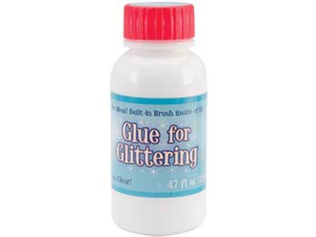 Glitter Glue-White