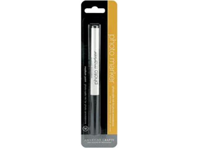 Scrapbook Utility Pen-Photo Marker/Black