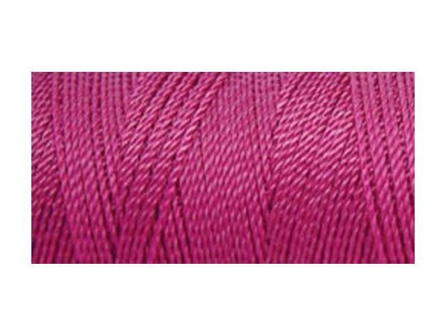 Nylon Thread Size 2 275 Yards-Dark Pink