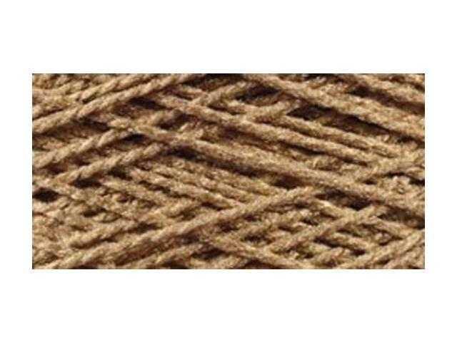 Needloft Craft Yarn 20 Yard Card-Camel