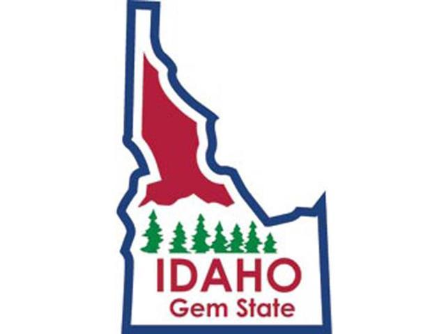 STATE-ments Sticker-Idaho