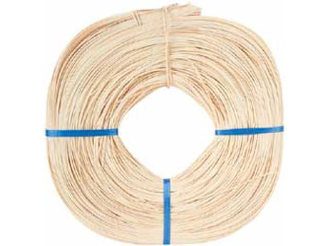 Round Reed #4 2.75mm 1lb Coil-Approximately 500'