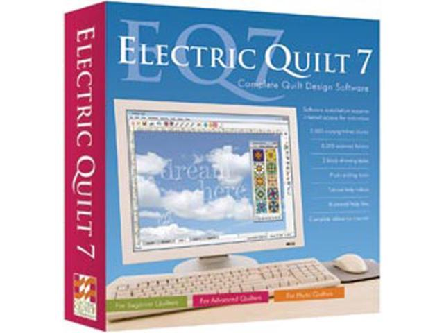 Electric Quilt 7-