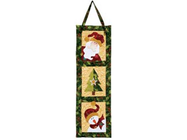 Jeri Kelly Patterns-Christmas Trio Wallhanging