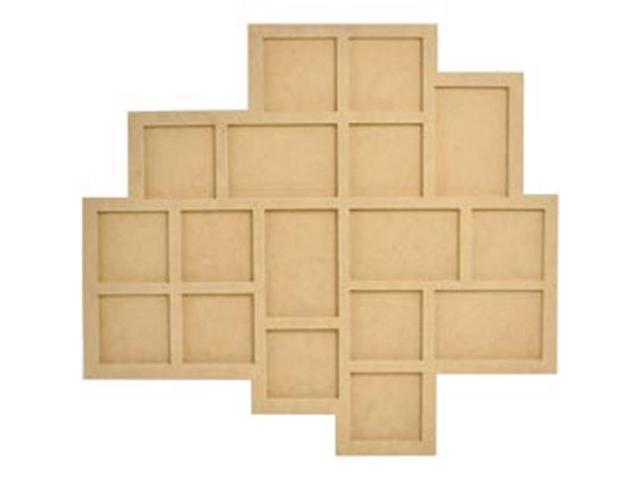 Beyond The Page MDF Abstract Memory Frame-25.5