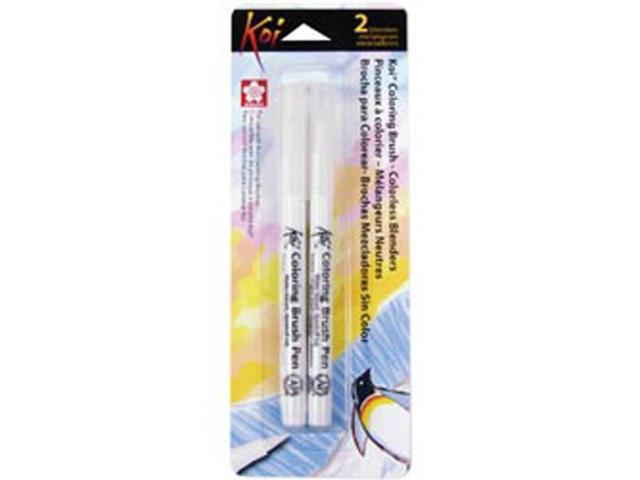 Koi Coloring Brush Colorless Blender 2/Pkg-