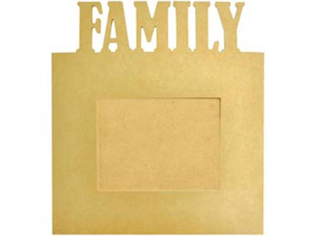 Beyond The Page MDF Family Frame-13.5