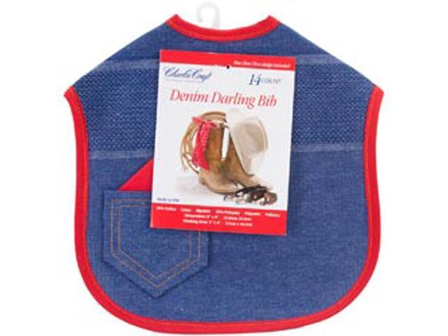 Denim Darlings Baby Bibs 9