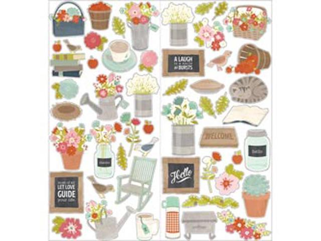 Front Porch Cardstock Stickers 6