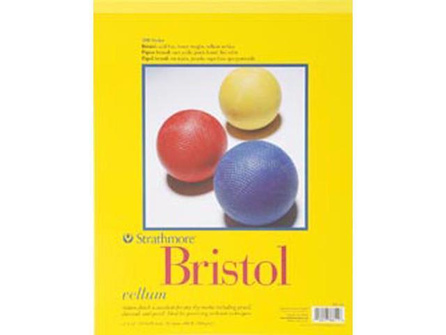 Strathmore Bristol Vellum Paper Pad 11