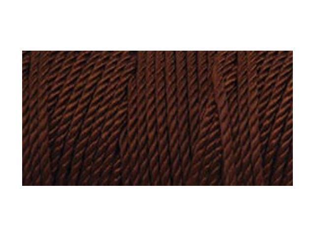 Nylon Thread Size 2 275 Yards-Chocolate Brown