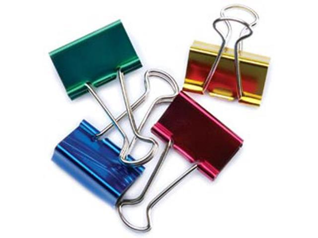 Large Binder Clips 1-1/4