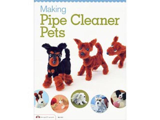 Design Originals-Making Pipe Cleaner Pets
