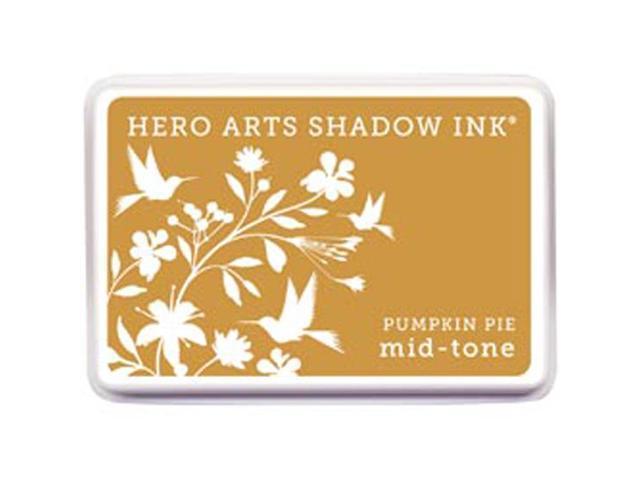 Hero Arts Midtone Inkpads-Pumpkin Pie
