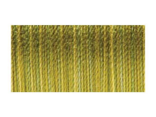 Sulky Blendables Thread 12 Weight 330 Yards-Lime Batik