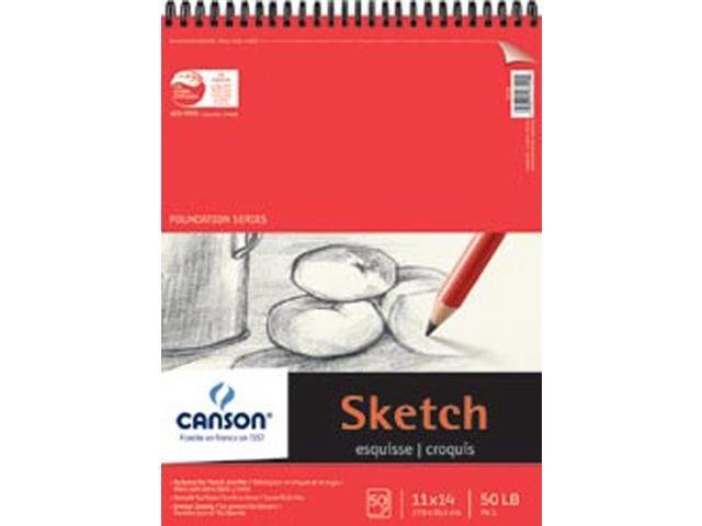 Foundation Wire Bound Sketch Pad 11