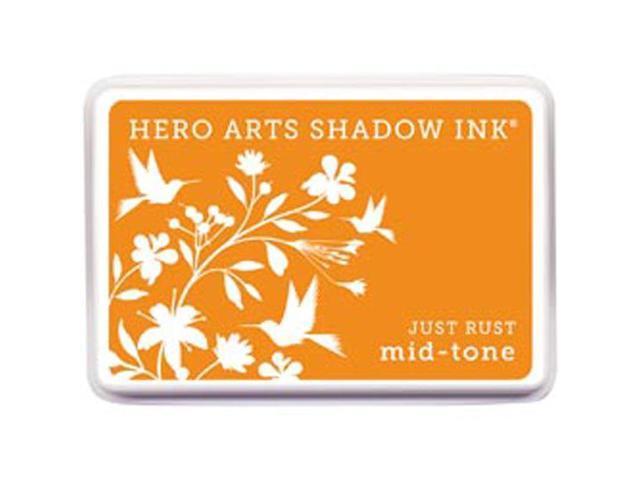 Hero Arts Midtone Inkpads-Just Rust