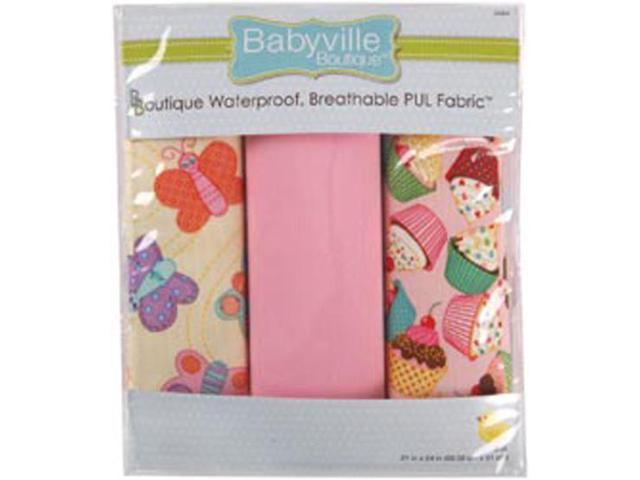 Babyville Waterproof Diaper Fabric 21