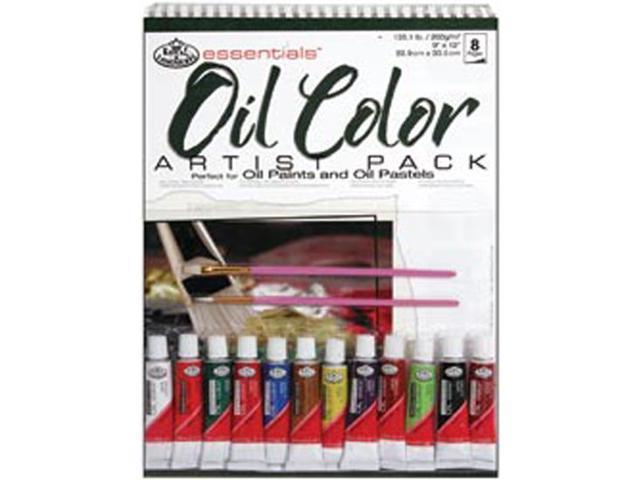 Essentials Artist Pack-Oil Color
