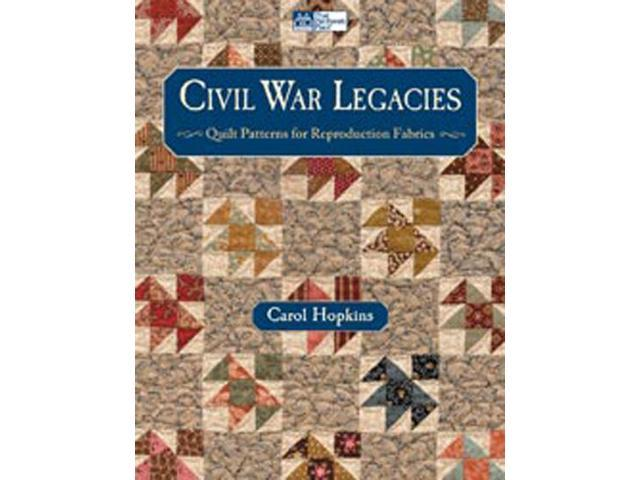 That Patchwork Place-Civil War Legacies