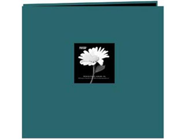 "Fabric Frame Scrapbook 12""X12""-Majestic Teal"