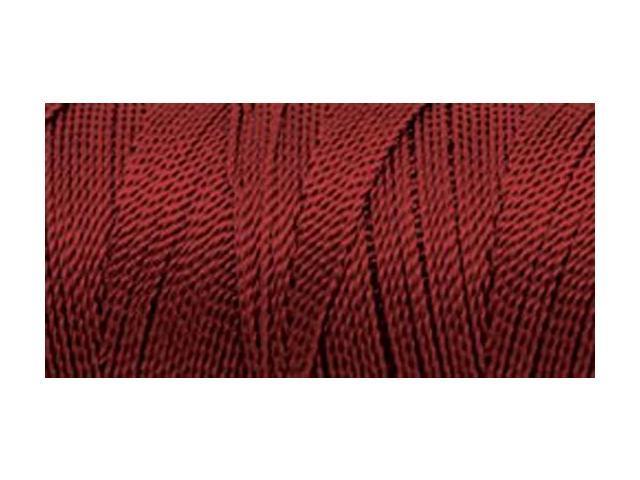 Nylon Thread Size 2 275 Yards-Burgundy