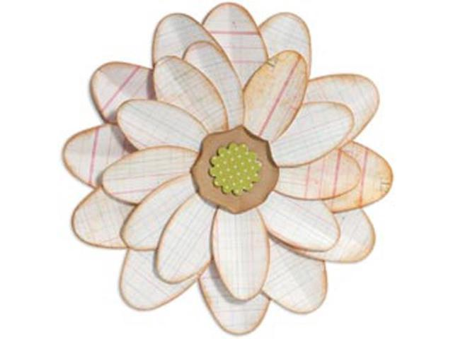 Sizzix Bigz BIGkick/Big Shot Die-Petal Power Flower
