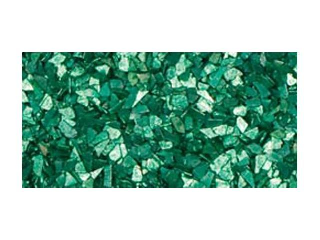 Stampendous Glass Glitter 1 Ounce-Green