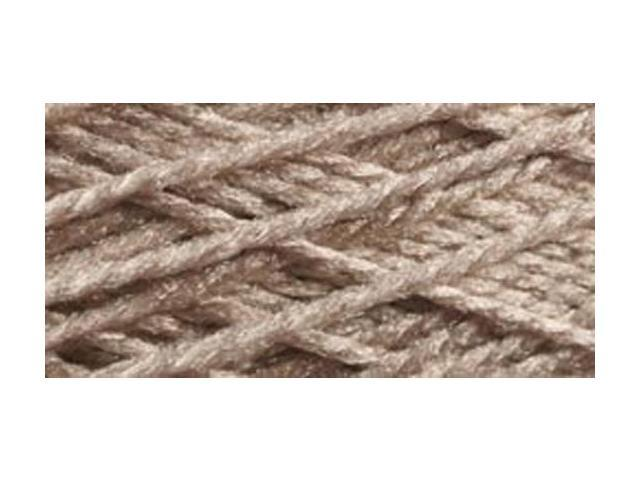 Needloft Craft Yarn 20 Yard Card-Sandstone