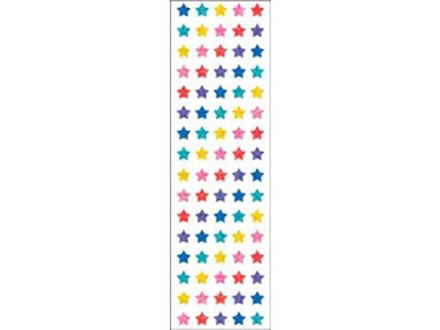 Mrs. Grossman's Stickers-Multi Micro Stars